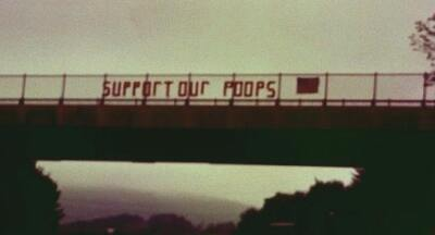 Support our what?